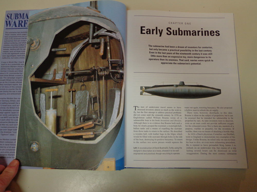 a look at submarine warfare throughout history What a war between nato and russia would look like  during world war ii,  submarines came to make greater use of hydrophones as.