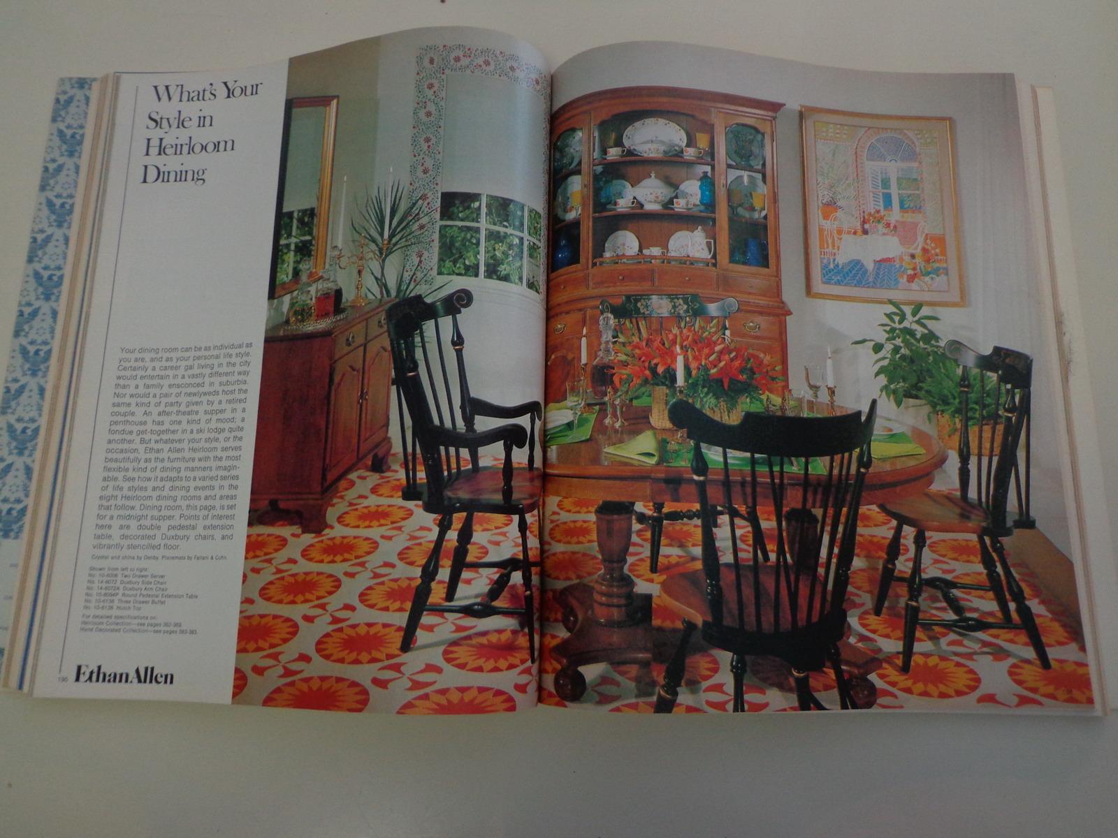 vintage ethan allen furniture catalog 28 images 61 On ethan allen catalog