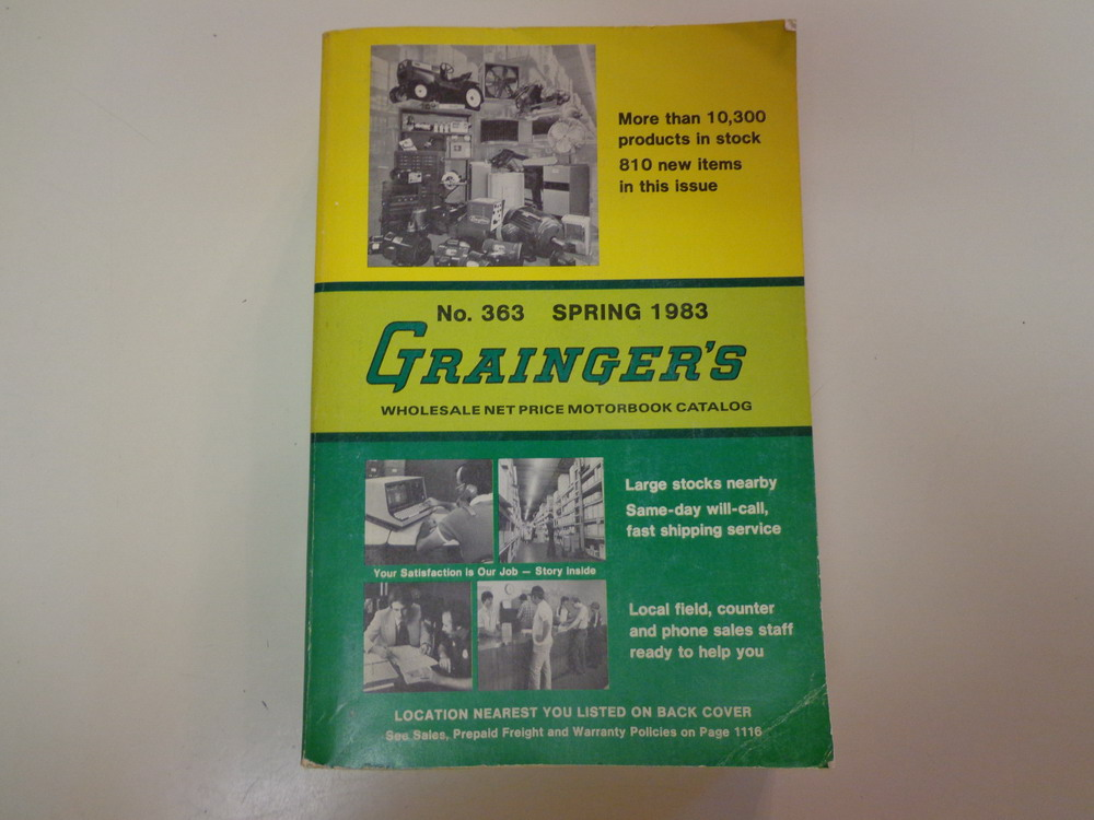 w w grainger and goodrich corporation Ww grainger was founded by william w grainger in chicago in 1927 as an efficient solution for fulfilling customer's business needs sales were primarily through mail-order catalog and post cards in the early days of the company in 1967 grainger.