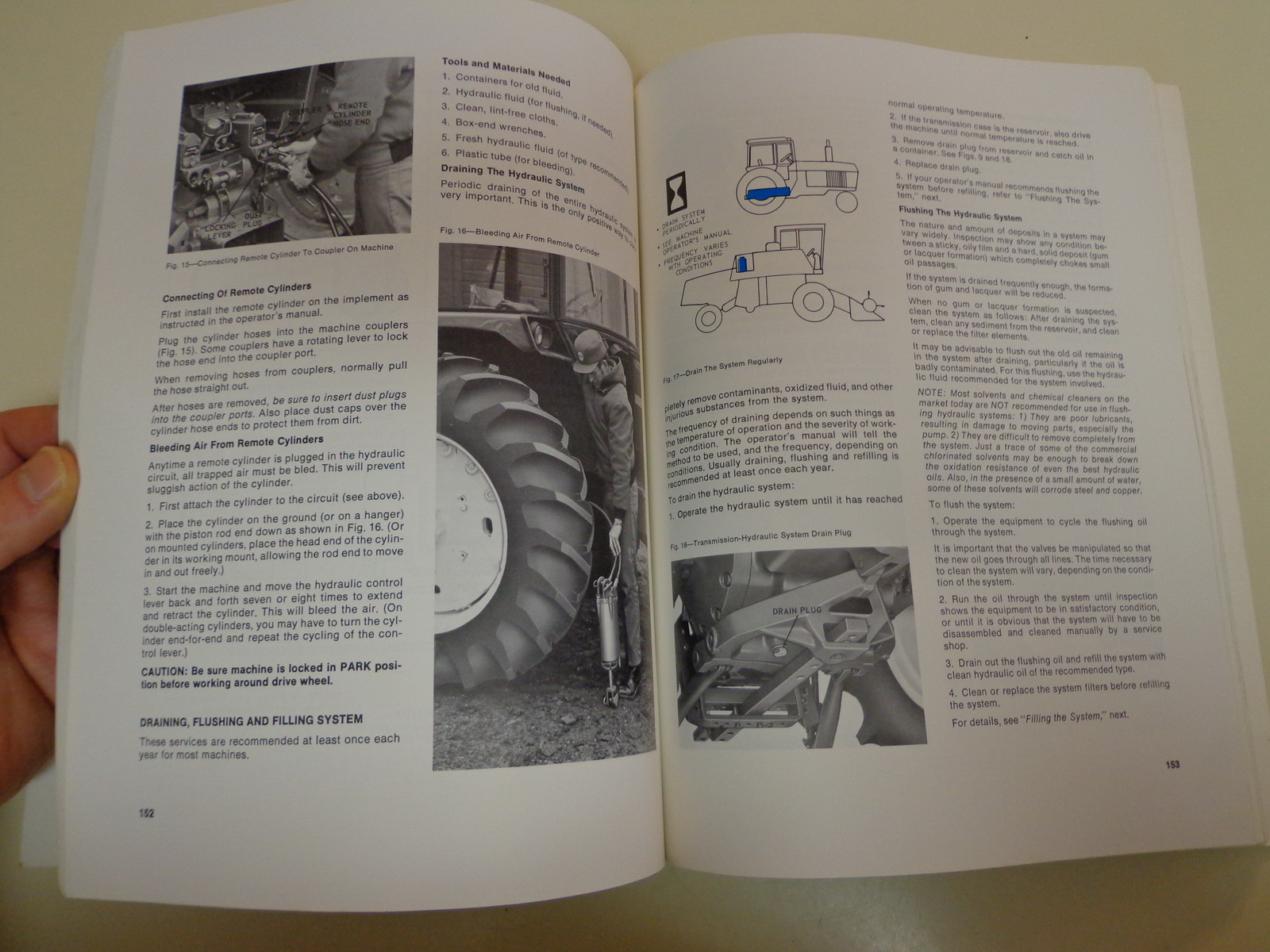 john deere 624k maintenance manual